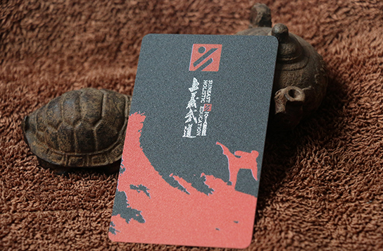 PVC标准卡设计