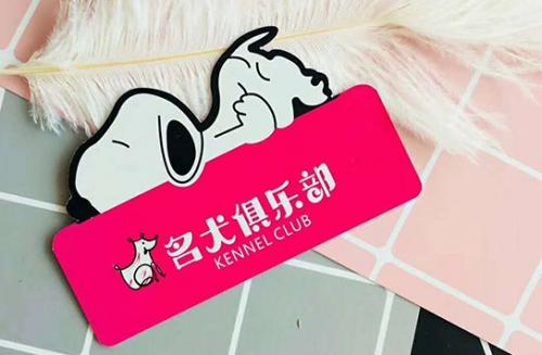 PVC异型积分卡